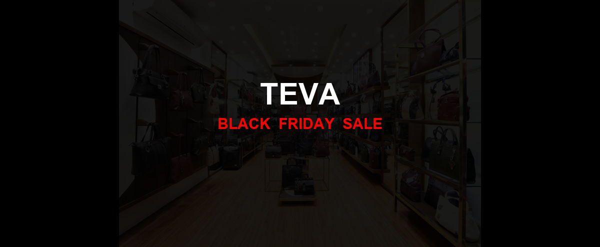 Teva [GJ_EVENT_WITH_YEAR] Ad, Sales [14+ Deals]