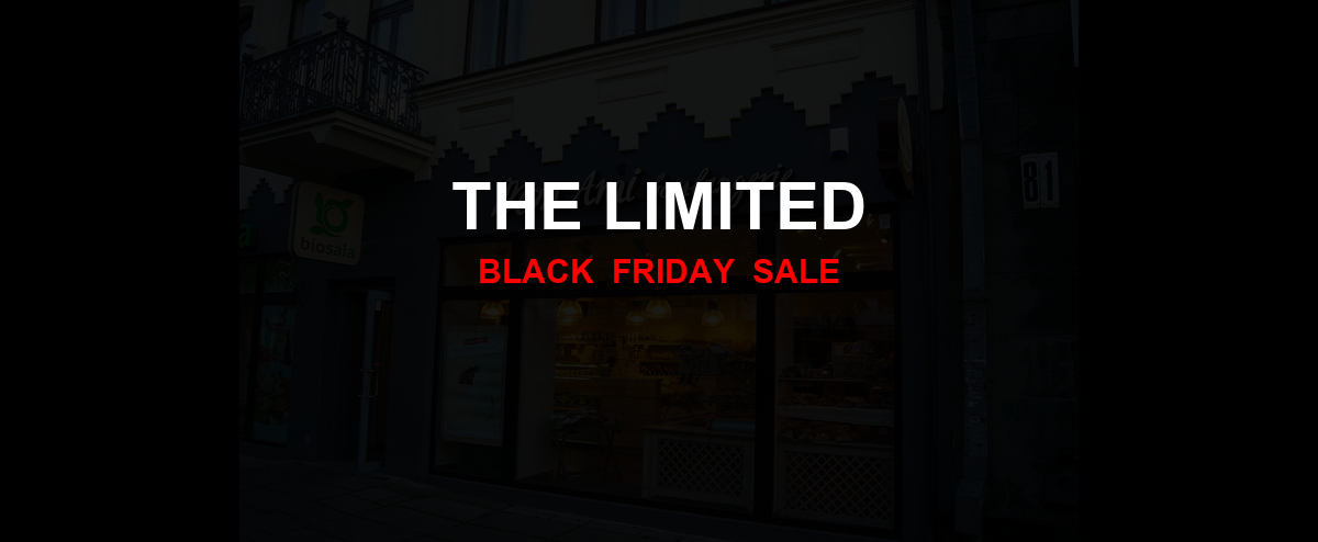The Limited [GJ_EVENT_WITH_YEAR] Ad, Sales [17+ Deals]