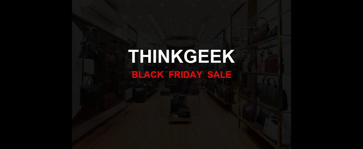 ThinkGeek Christmas 2020 Ad, Sales [21+ Deals]