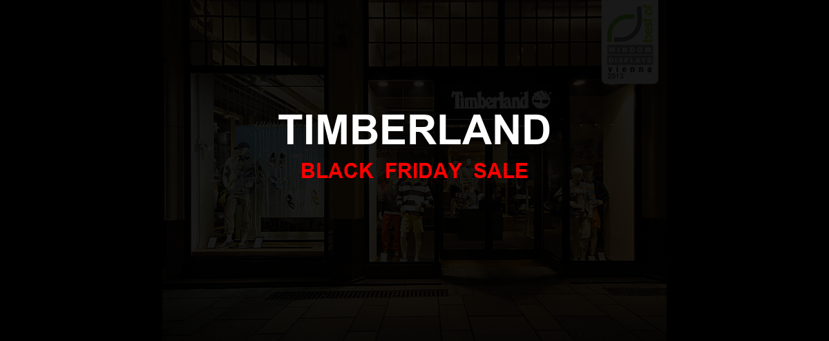 Timberland [GJ_EVENT_WITH_YEAR] Ad, Sales [10+ Deals]