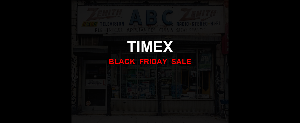 Timex Christmas 2020 Ad, Sales [21+ Deals]