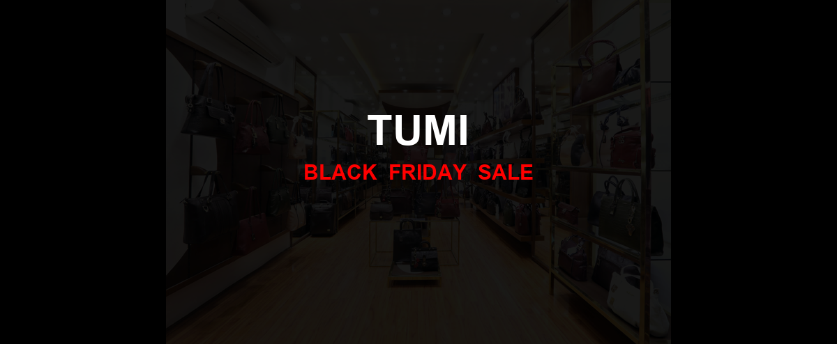 Tumi Christmas 2020 Ad, Sales [17+ Deals]