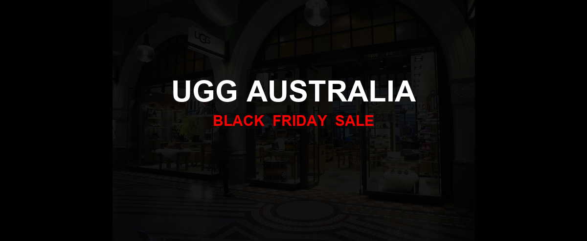 Ugg Australia [GJ_EVENT_WITH_YEAR] Ad, Sales [25+ Deals]