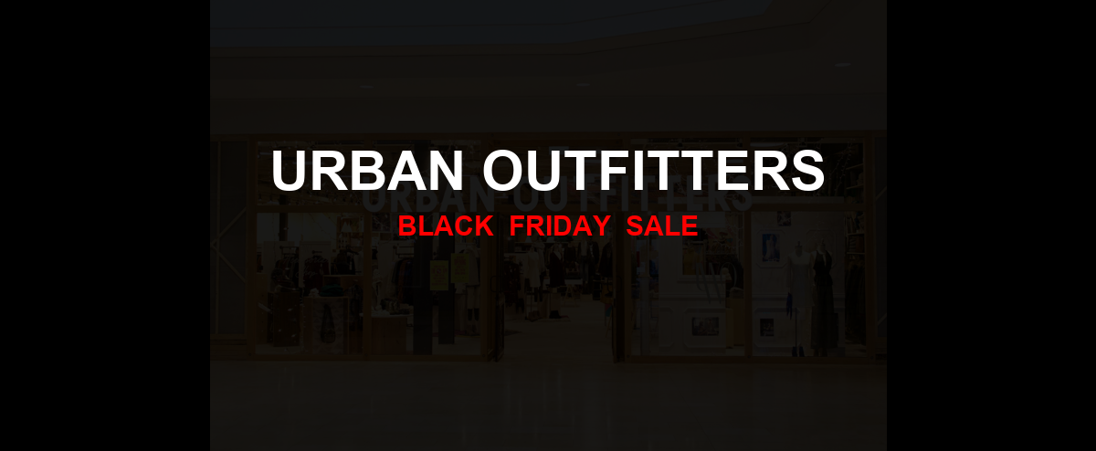 Urban Outfitters Black Friday 2020 Ad, Sales [20+ Deals]