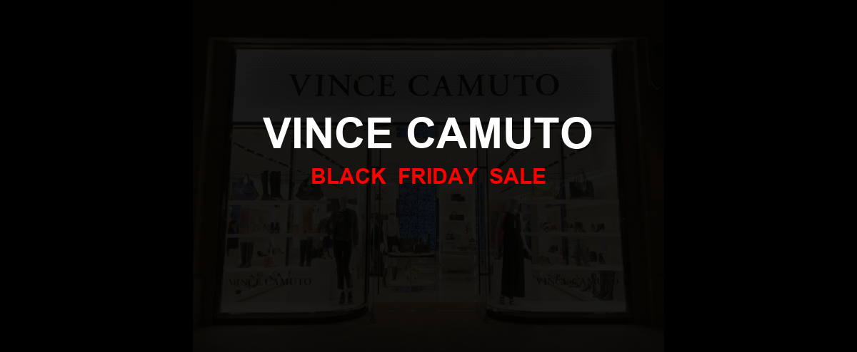 Vince Camuto Christmas 2020 Ad, Sales [10+ Deals]