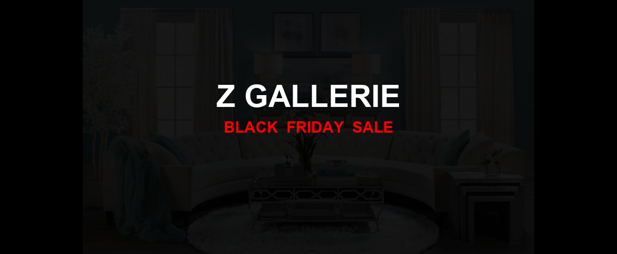 Z Gallerie Christmas 2020 Ad, Sales [31+ Deals]